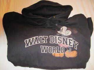 Walt Disney World Pullover Sweat Shirt with Carrying Case Xl Only