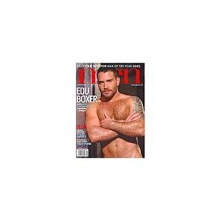 Men Magazine September 2005 (EDU BOXER Aces Lucas Entertainment's Auditions  Naked!): Books