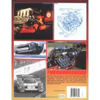 Turbochargers HP49 (HP Books): Turbo Design, Sizing & Matching, Spark Ignition & Diesel Engine Applications, Water Injection, Controls, Carburetion, Intercooling,Street & Race Cars, Boats, Motorc: Hugh MacInnes: 0075478001354: Books