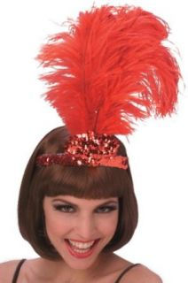 Women's 20s Flapper Feather Costume Headpiece Clothing