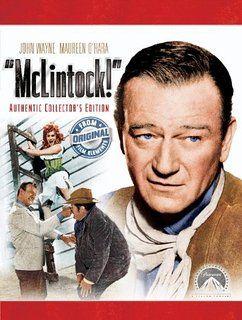 The Man Who Shot Liberty Valance [HD] John Wayne, James Stewart, Vera Miles, Lee Marvin  Instant Video