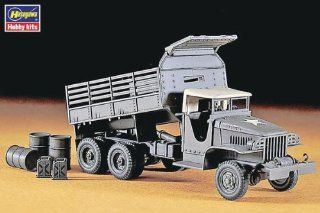 HASEGAWA 31122 1/72 GMC CCKW 353 Dump Truck Toys & Games