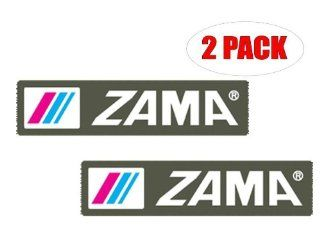 GND 94 Zama Carburetor Diaphragm & Gasket Kit for Husqvarna 357 357XP 359 359XP (2 Pack)