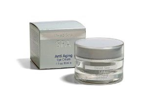 Dead Sea Spa with Dead Sea Minerals Silver Foil Anti Aging Eye Cream Beauty