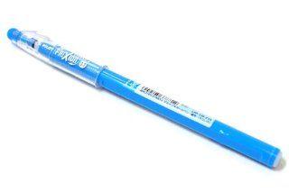 (Japan Import) Pilot Frixion Erasable Color Pencils Like Gel Ink Pen 0.7mm (F15(Azure))