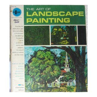 The Art of Landscape Painting (B 378) Walter (editor) Brooks, Color & b/w Illustrations Books