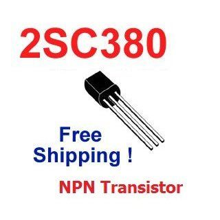 10pcs of 2SC380 Original New Toshiba NPN Transistor C380   Free Shipping: Electronics