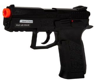 ASG CZ 75 P 07 Duty FPS 387 CO2 Blowback Airsoft Pistol: Sports & Outdoors