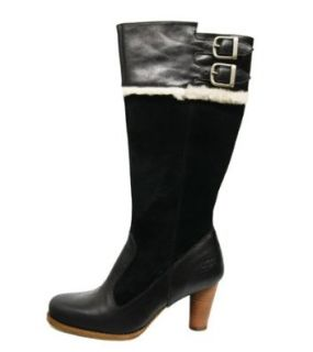 Raya Black Tall Ugg Boots Uggs Size 6 Shoes
