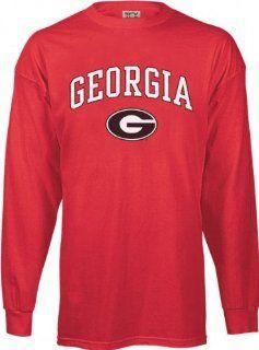 Georgia Bulldogs Perennial Long Sleeve T Shirt : Sports & Outdoors
