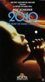 2010: The Year We Make Contact [VHS]: Roy Scheider, John Lithgow, Helen Mirren, Bob Balaban, Keir Dullea, Douglas Rain, Madolyn Smith Osborne, Dana Elcar, Taliesin Jaffe, James McEachin, Mary Jo Deschanel, Elya Baskin, Peter Hyams, James Mitchell, Jonathan