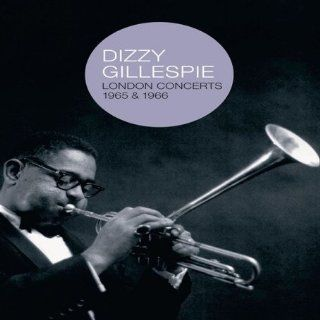 London Concerts 1965 & 1966: Dizzy Gillespie: Movies & TV