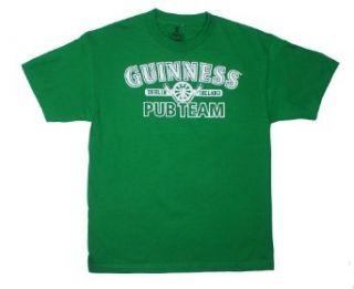 Pub Team   Guinness Beer T shirt xxl Clothing