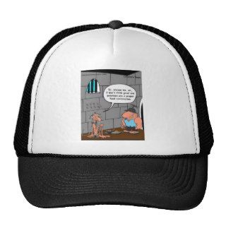 Bad Food Combination Funny Gifts & Tees Trucker Hats