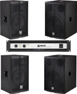 Electro Voice TOUR X 1152 Speaker Package: Musical Instruments