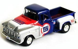 2003 New York Giants Diecast 1955 Chevy Pickup Truck /428  Sports Fan Toy Vehicles  Sports & Outdoors