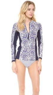 Tory Burch Madura Surf Shirt