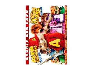 Alvin and the Chipmunks: The Squeakquel (DVD / Animated / SUB / WS / NTSC)