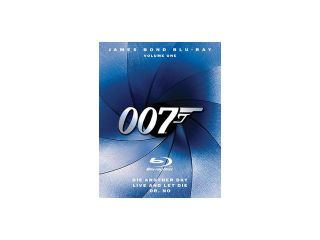 James Bond Blu ray Collection: Volume 1