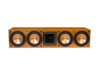 Klipsch Reference RC 64 II C Center Speaker, Cherry Wood Grain Vinyl Single