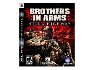 Brothers in Arms: Hell's Highway Playstation3 Game Ubisoft