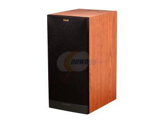 Klipsch Reference RB 81 II C Bookshelf Speaker, Cherry Wood Grain Vinyl Single