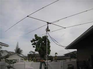 Sirio SY 27 3 3 elements Yagi Beam CB Antenna