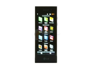 LG New Chocolate 3G GSM Touch Screen Phone with HD Touch Screen (BL40)