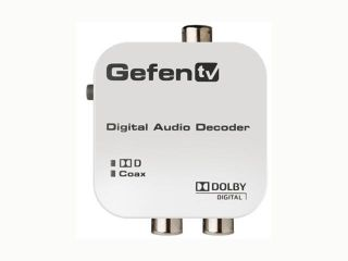 Gefen GTVDD2AA GefenTV Digital Audio Decoder