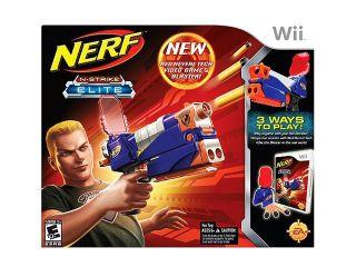 Nerf N Strike Elite w.Scope Wii Game EA