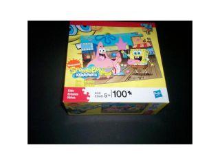 Nickelodeon Spongebob Squarepants 100 Piece Puzzle