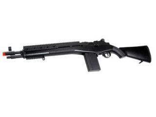 TSD Sports SDM116B Airsoft M14 Bolt Action Sniper Rifle