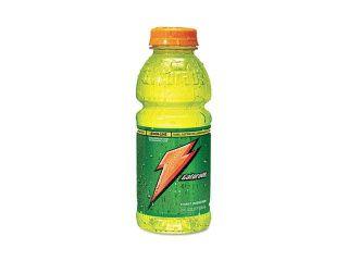 Gatorade                                 Sports Drink, Lemon, 20 oz. Plastic Bottles, 24/Carton