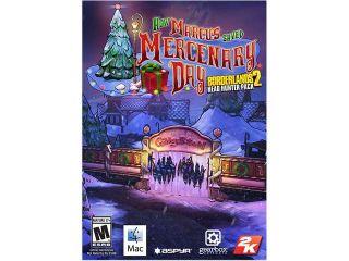 Borderlands 2   Headhunter 3: How Marcus Saved Mercenary Day DLC for Mac [Online Game Code]