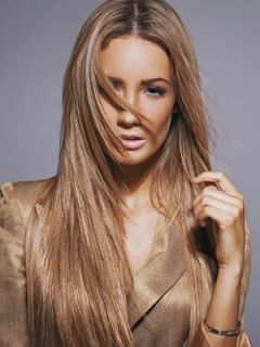 Salon Confidential Silky Straight Hair Extensions   Trend Colours