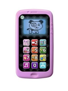 LeapFrog Chat and Count Smart Phone Violet