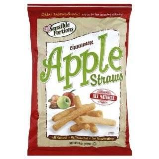 Sensible Portions 100 Calorie Pack Multi Grain Mini Crisps Apple
