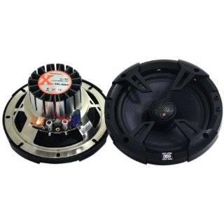 Powerbass 3xl 5c 3xl Series 5.25 Inch 3 Ohm Component