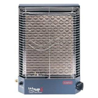 Camco 57341 Olympian Wave 6 6000 BTU LP Gas Catalytic Heater