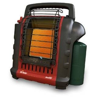 Mr. Heater F232000 MH9BX Buddy 4,000 9,000 BTU Indoor Safe Portable