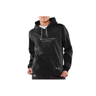 Womens Armour® Fleece Big Logo Hoody Tops by Under Armour: